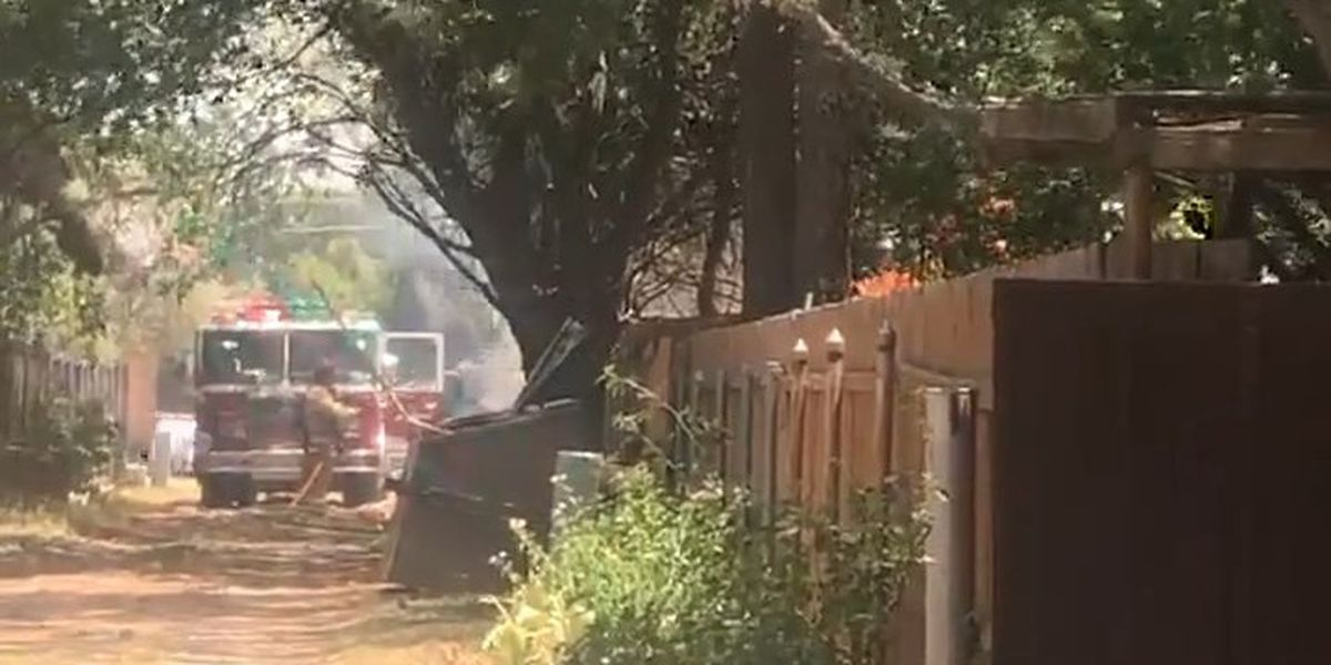 LFR issues reminder about safe grilling after backyard fire