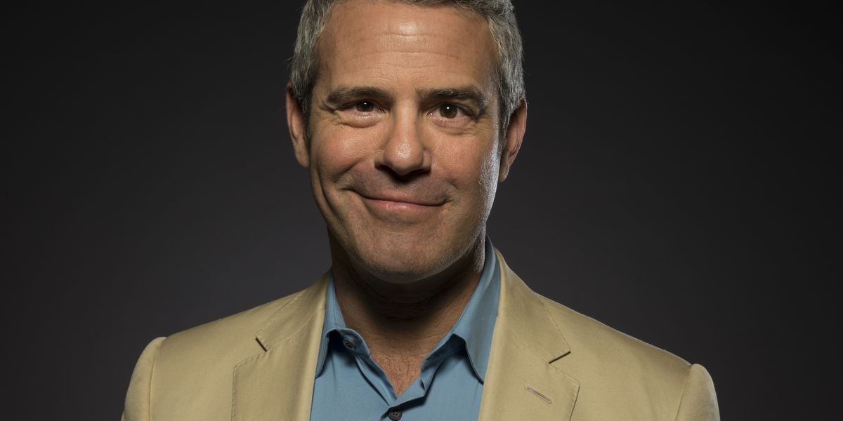 'Watch What Happens Live' host Andy Cohen to become dad