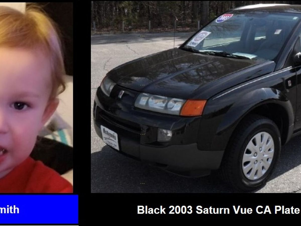 Amber Alert issued for child out of Wichita Falls area