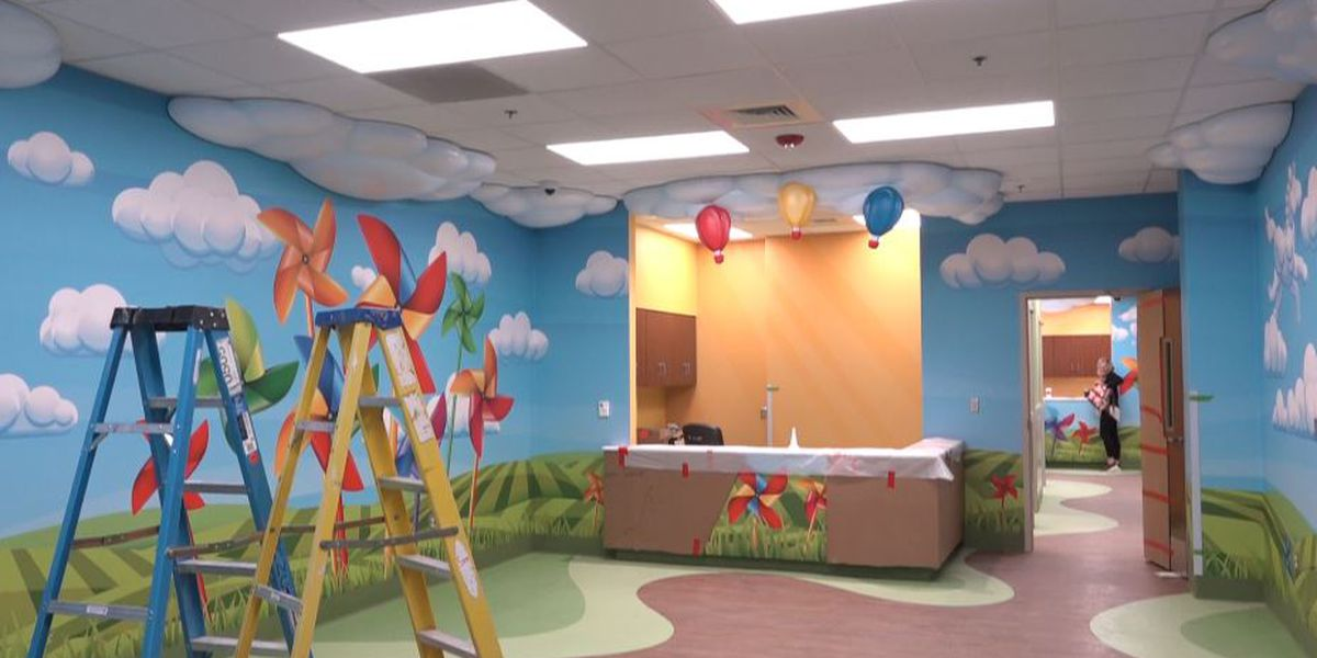 UMC prepares to open children's emergency room funded by Children's Miracle Network