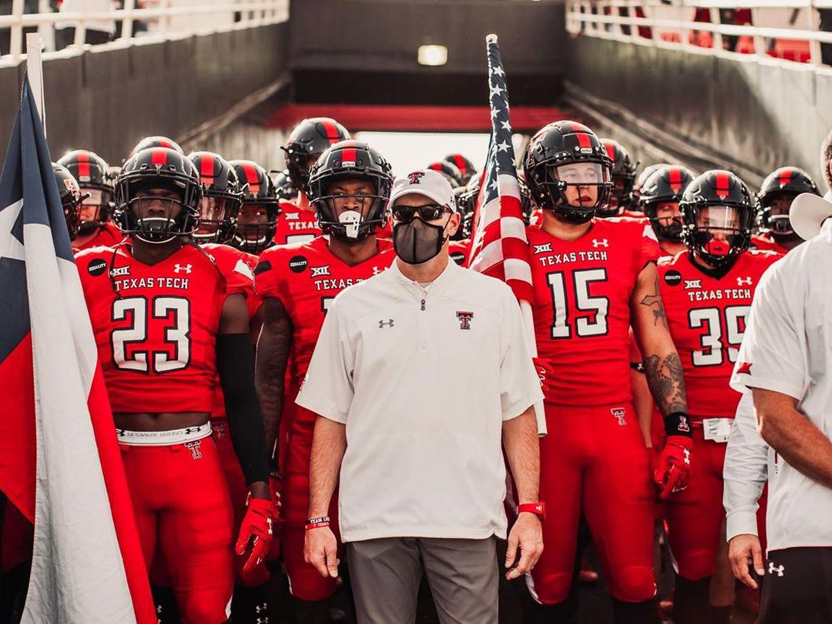 Game Preview: Red Raiders Host Kansas on Senior Day