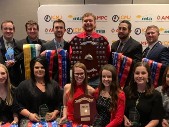 Texas Tech Meat Judging takes first at Australian international contest