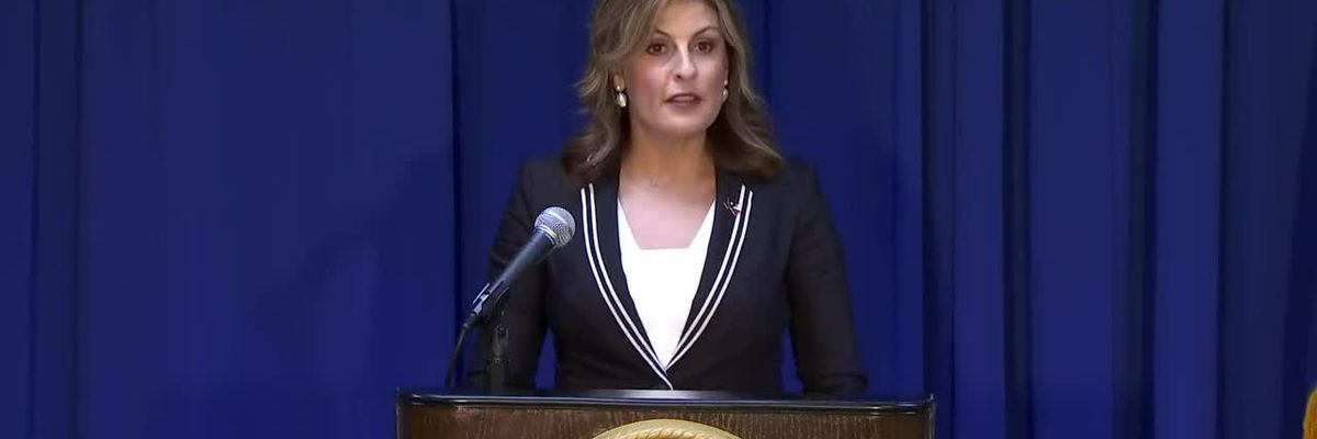 Human Trafficking news conference in Dallas, Texas