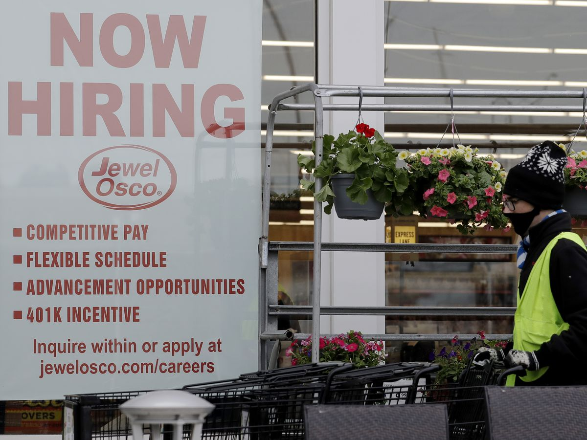 Jobs report will show how much pandemic is squeezing hiring
