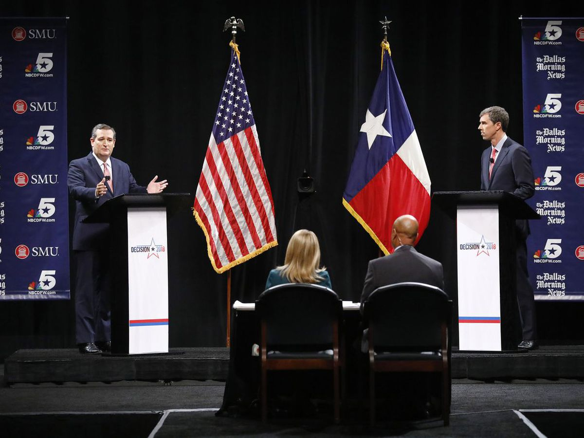 FULL VIDEO: Ted Cruz and Beto O'Rourke clash over immigration, Trump, guns during intense debate