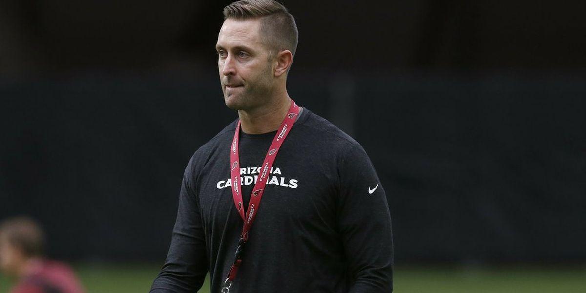 Arizona Cardinals Head Coach Kliff Kingsbury unhappy with his look in Madden 20