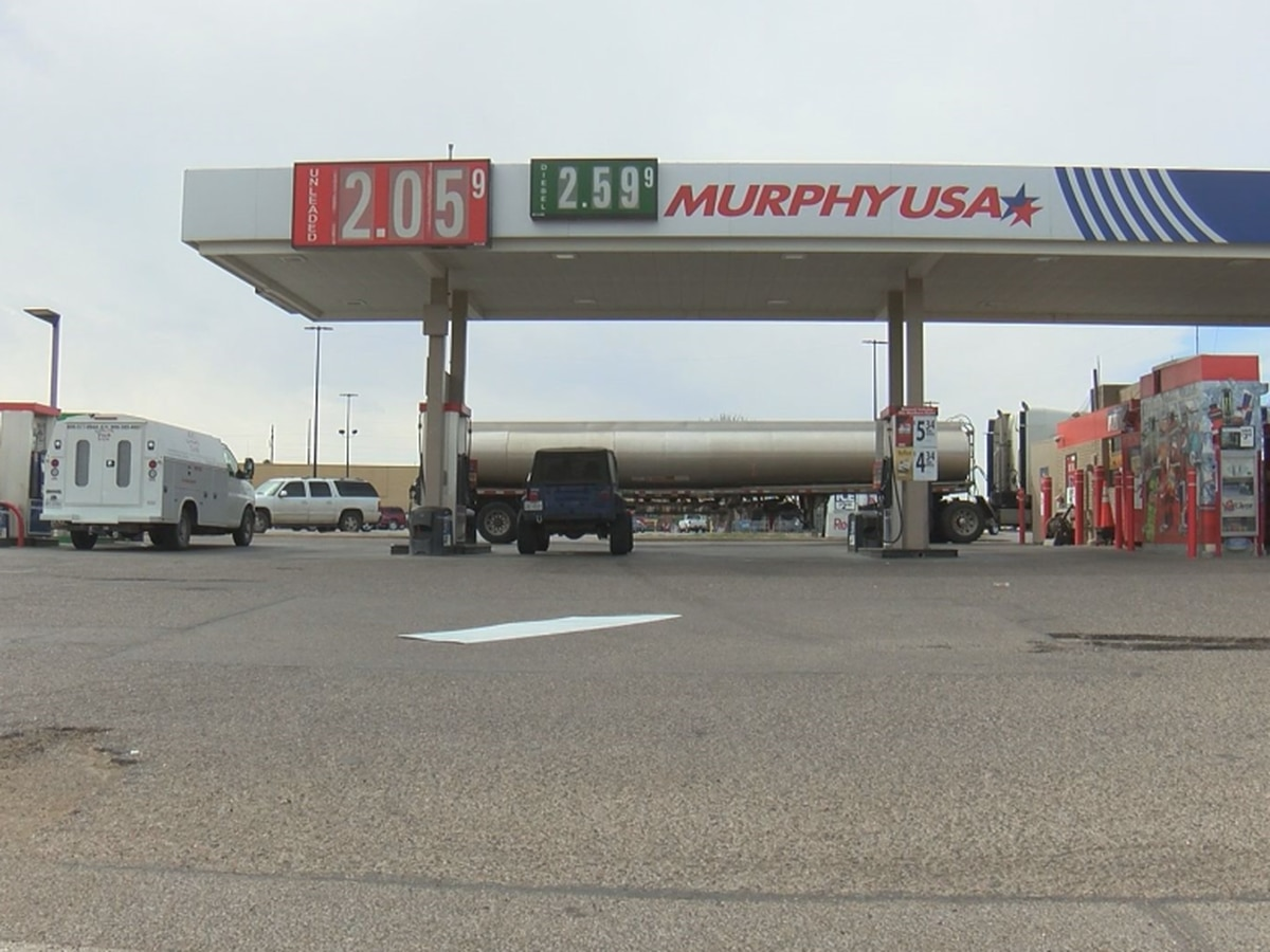 Gas prices climbing statewide
