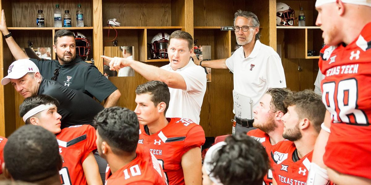 AD Hocutt disappointed after PAC-12 announcement effectively cancels Arizona/TTU football game