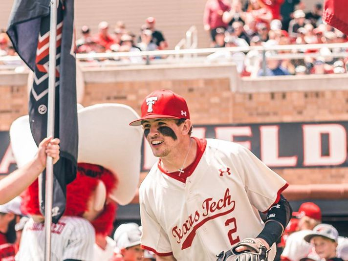 No. 9 Texas Tech baseball bounces back in Game 2