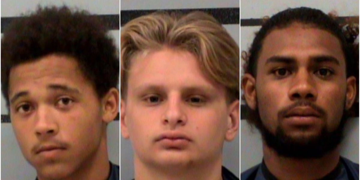Grand jury indicts 3 involved in robbery which led to police K-9, 14-year old boy being shot