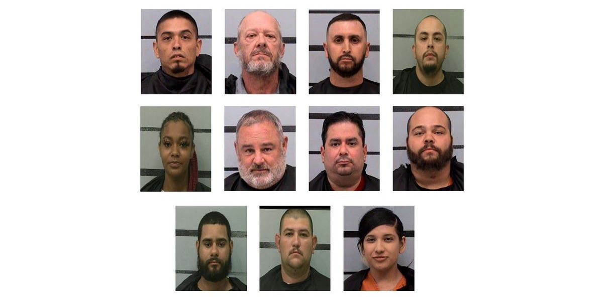 LPD: 11 arrests made in prostitution operation