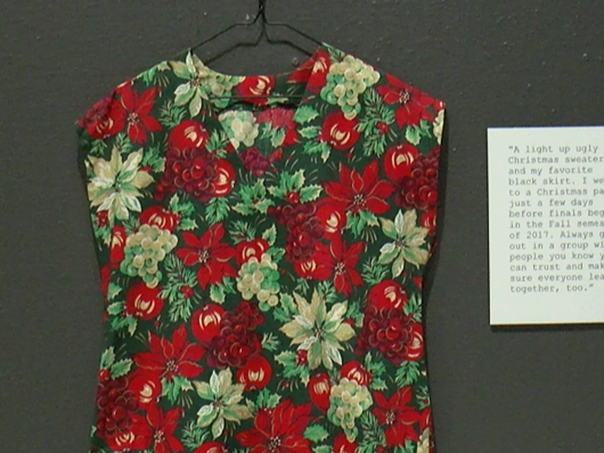 Texas Tech art exhibit combats common rape myth