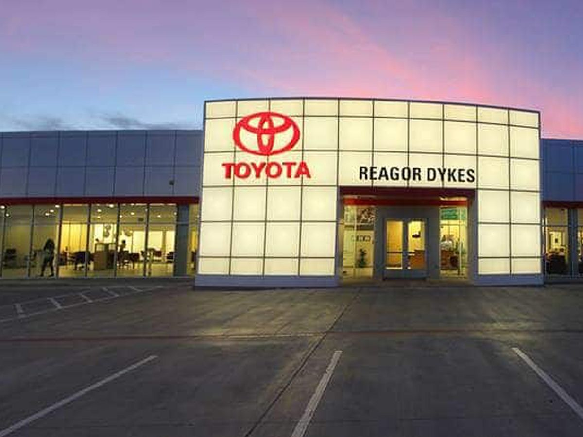 Judge rules Toyota can revoke Reagor-Dykes dealership