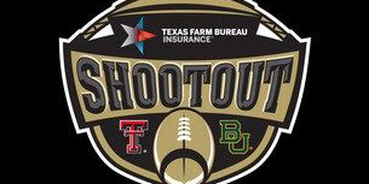 Tickets on sale for Red Raiders vs. Baylor at AT&T Stadium