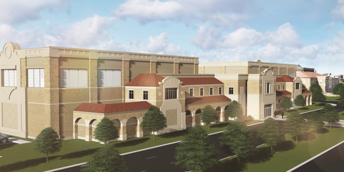 Texas Tech to break ground on Womble Basketball Center Friday afternoon