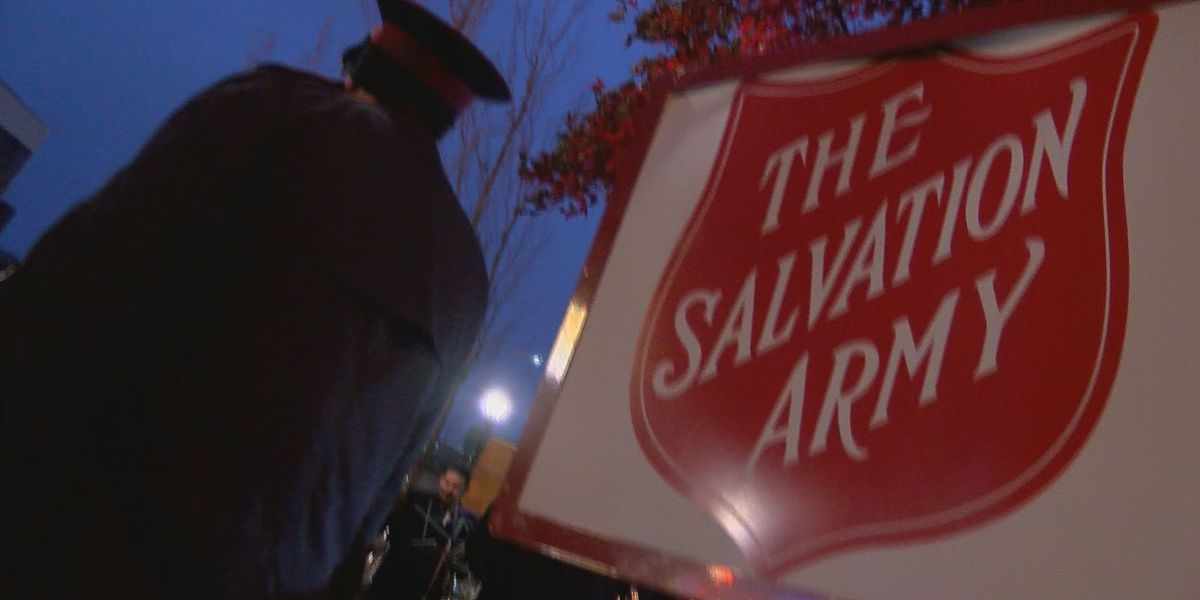 Salvation Army asking for Angel Tree volunteers