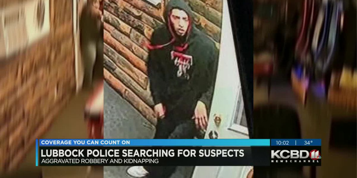 Lubbock Police seek help in identification of suspect in aggravated robbery