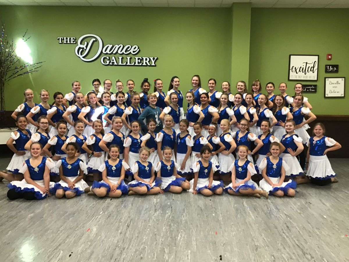 Dance Gallery students to travel to Disneyland for Dance the Magic parade