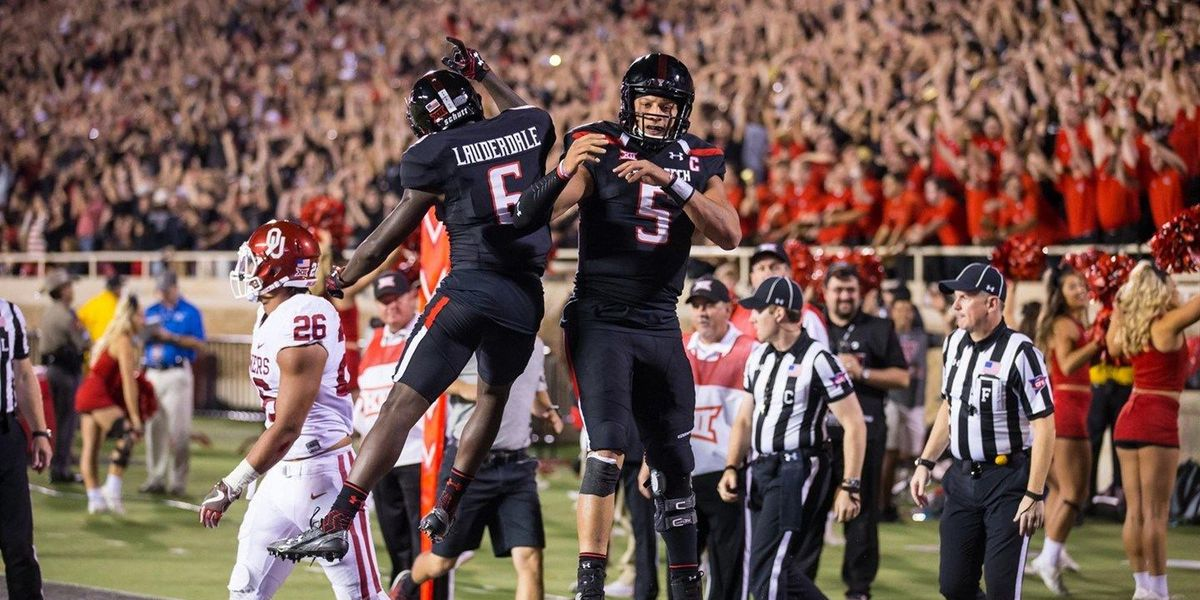 Red Raiders end home slate with 11 a.m. kickoff versus Texas