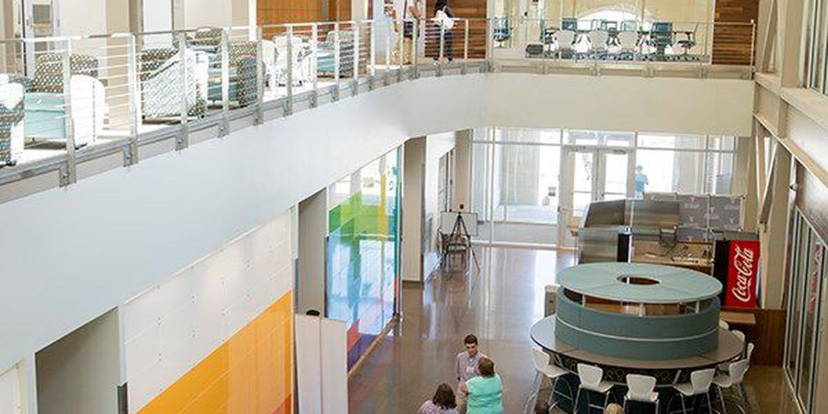Innovation Hub At Research Park Awarded Leed Silver Certification