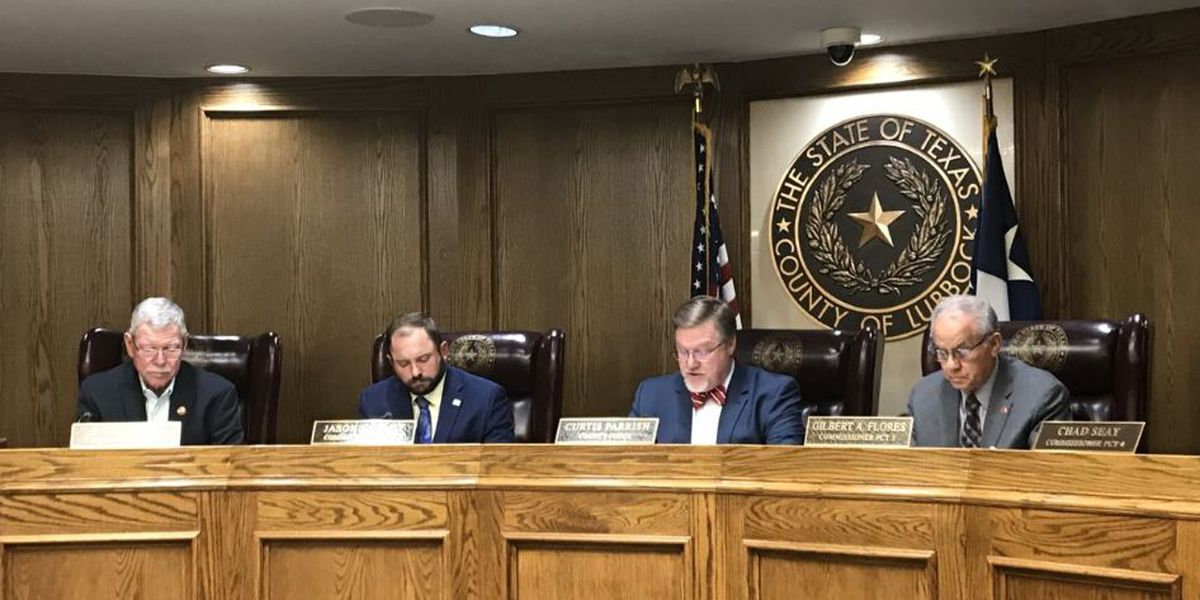 Lubbock County approves local emergency declaration for seven days