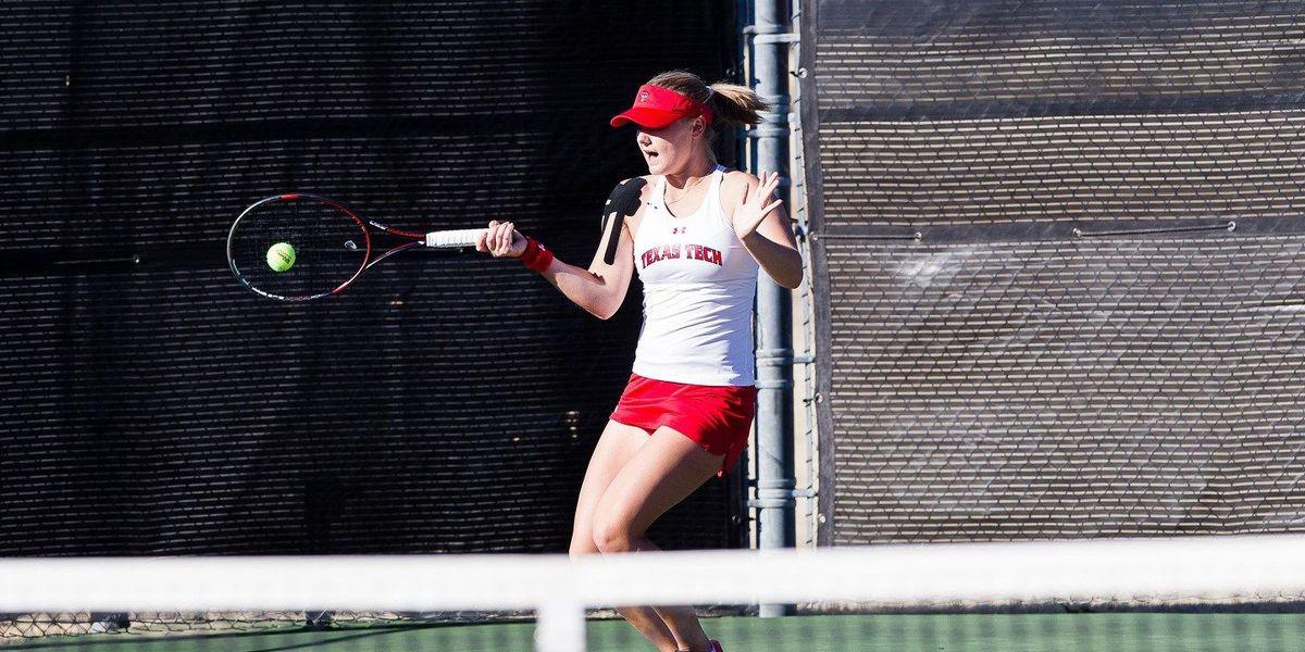 Women's Tennis falls to TCU