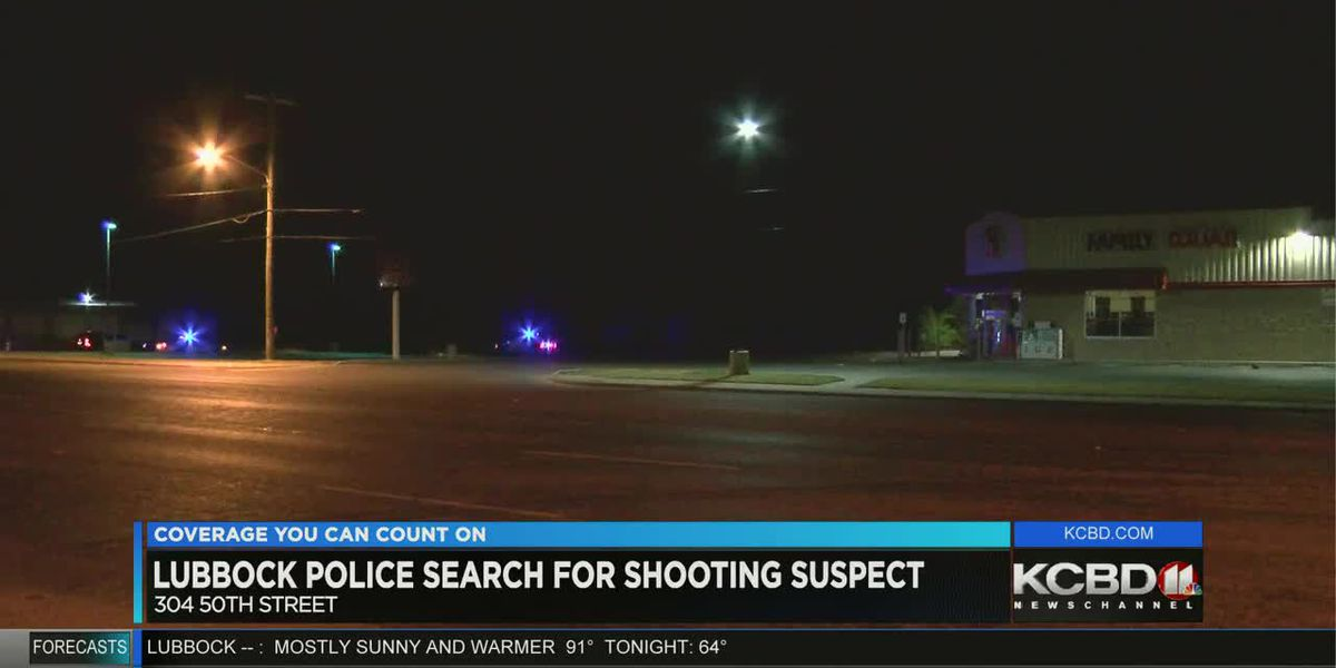 Victim critically injured in shooting near Family Dollar, police searching for suspect