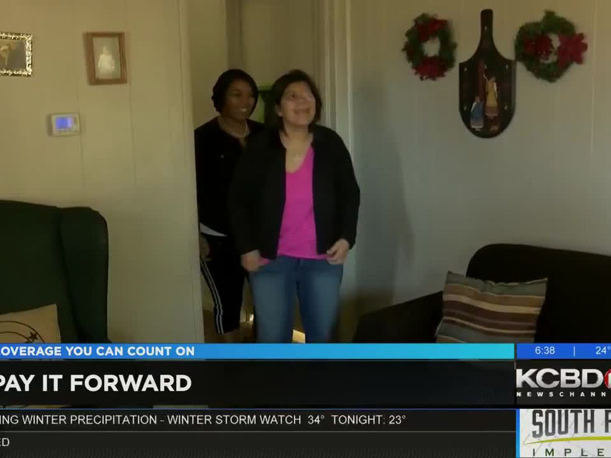 Pay It Forward: A special Christmas gift