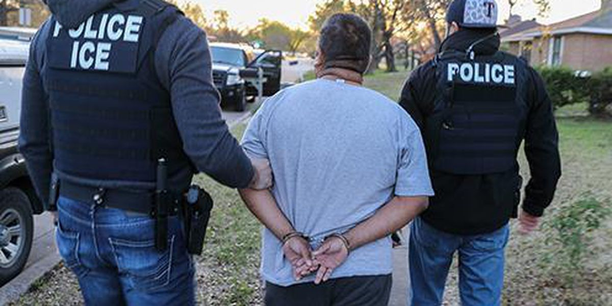 ICE arrests 89 in North Texas, 15 in Lubbock, during operation targeting criminal aliens, immigration fugitives
