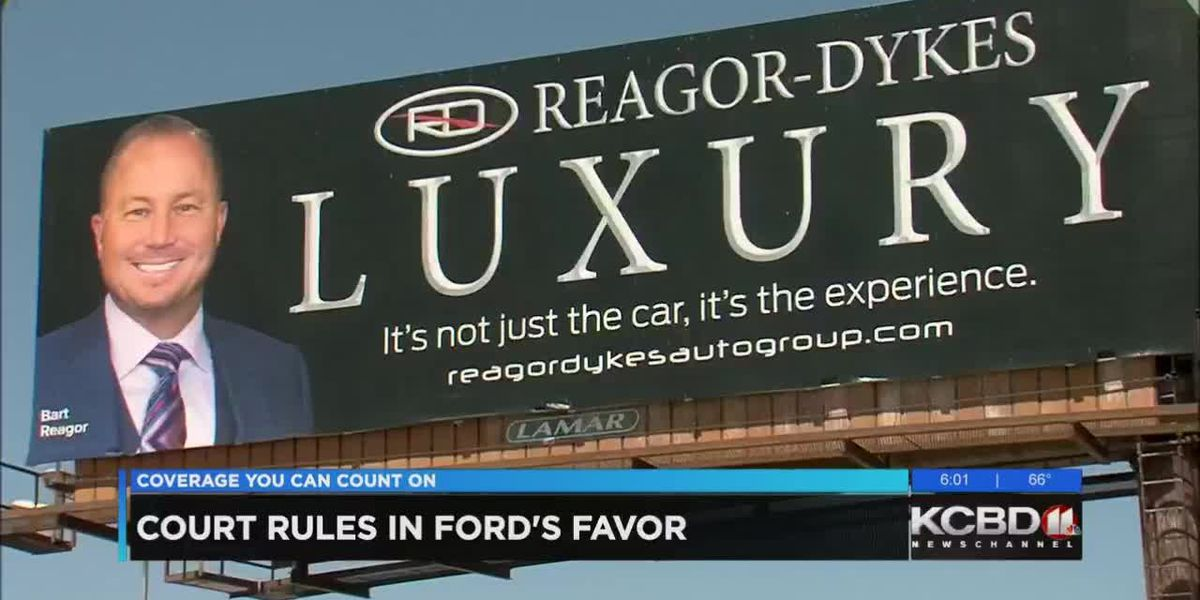 Court rules Ford can remove RDAG inventory