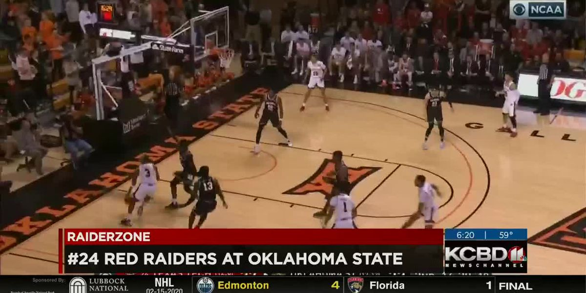 Red Raiders at Oklahoma State