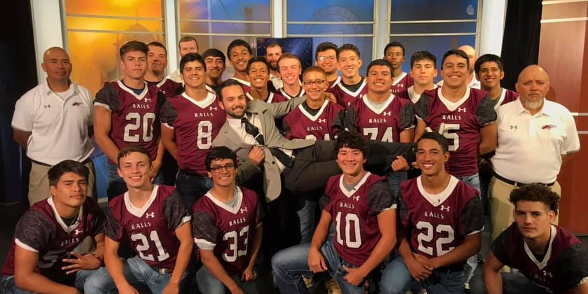 End Zone Team of the Week: Ralls Jackrabbits