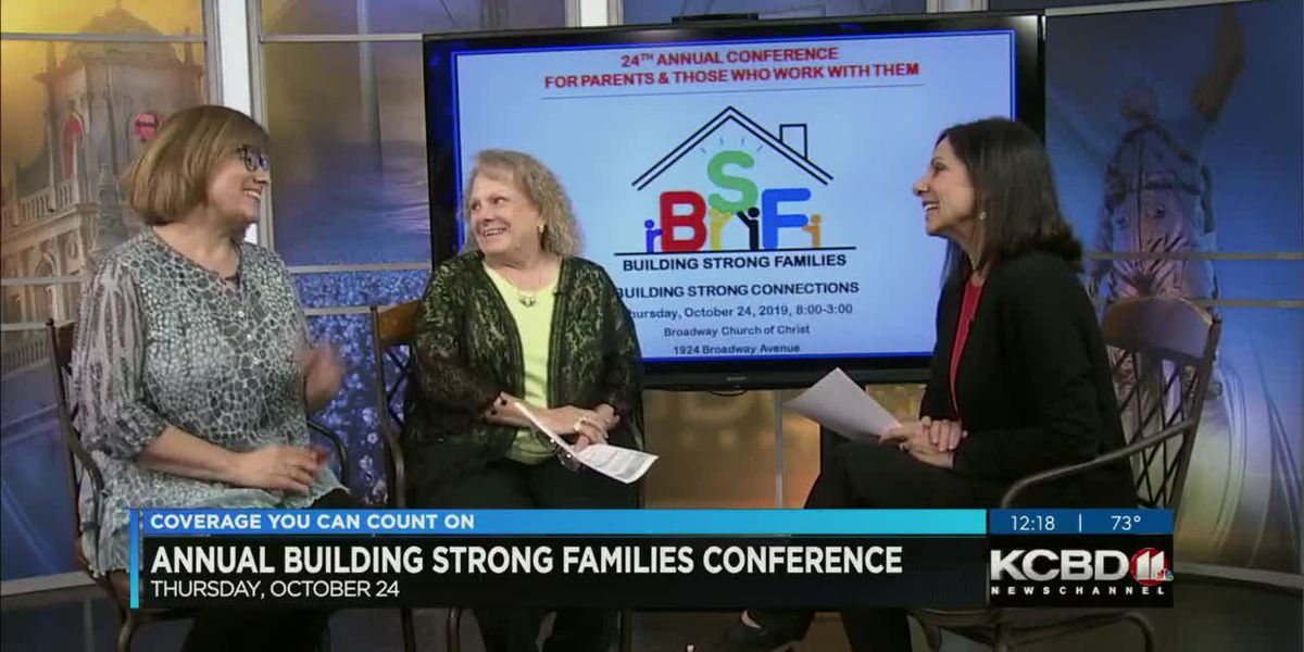 Noon Notebook: Building Strong Families Conference takes place Oct. 24