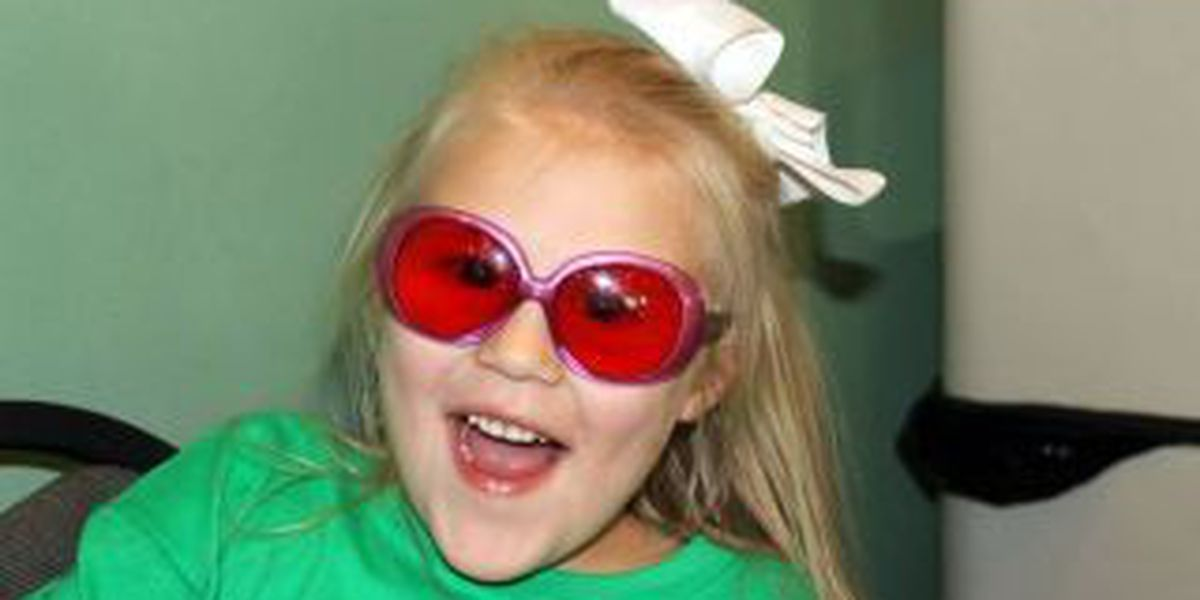 Local girl's fight with rare Alstrom Syndrome leads to helping others
