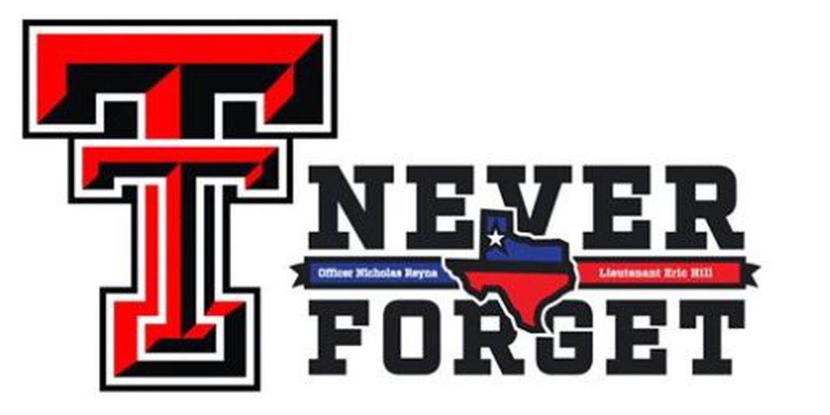 Lubbock Professional Firefighters to sell Never Forget benefit T-Shirts before TTU-Kansas St game