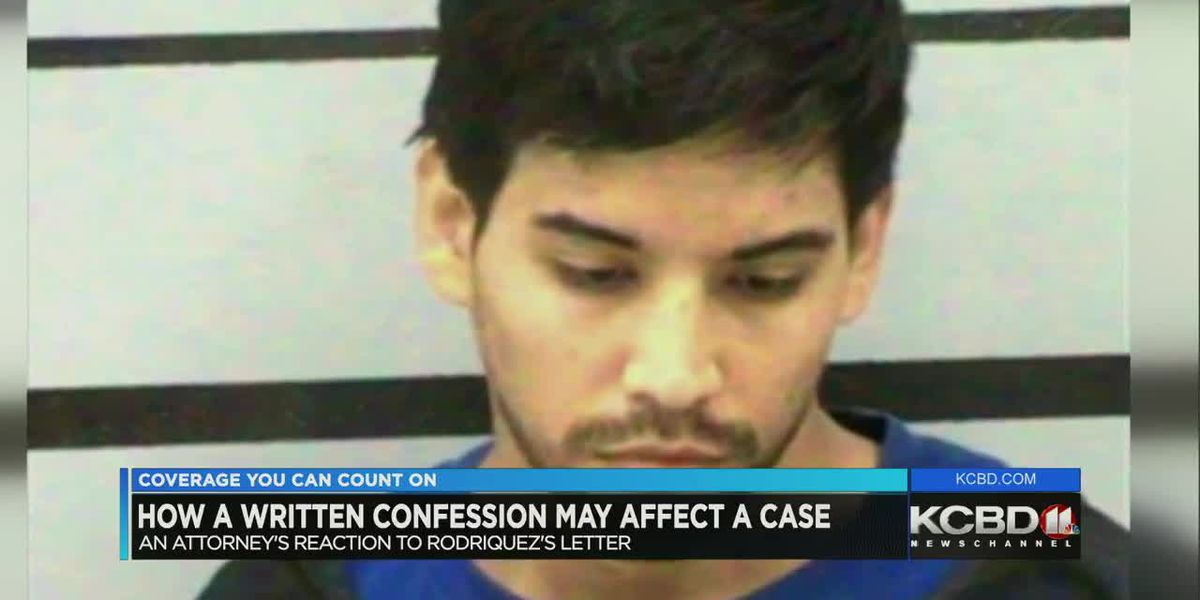 How a written confession may affect Carlos Rodriquez murder case