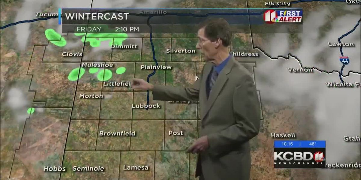 KCBD Weather at 10 for Jan 17