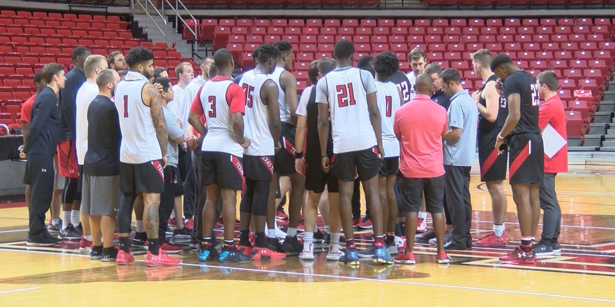 Red Raider basketball remains undefeated