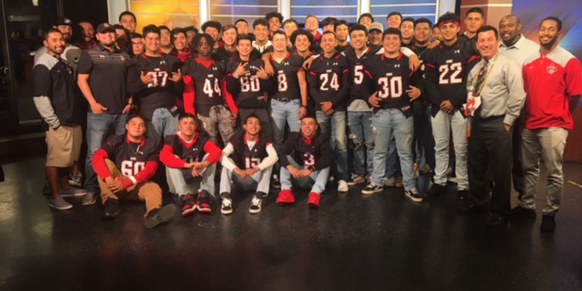 End Zone Team of the Week: Brownfield Cubs