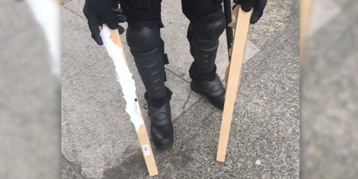 Portland 'ground zero' for protests between right, left-wing