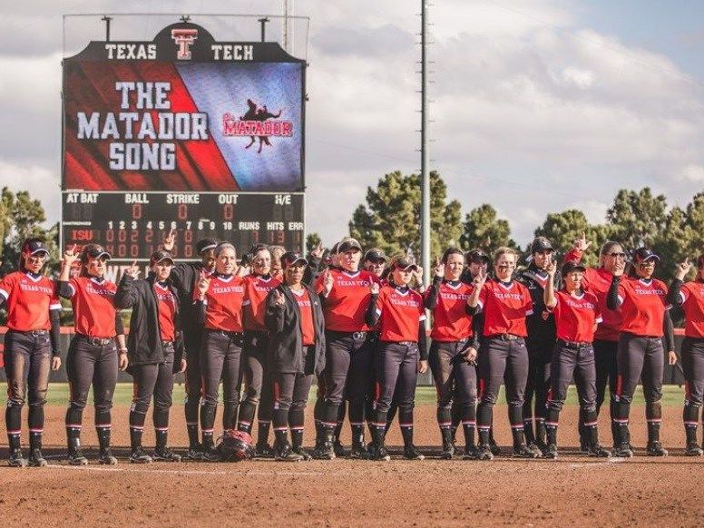 Texas Tech softball ranked for the first time since 2012