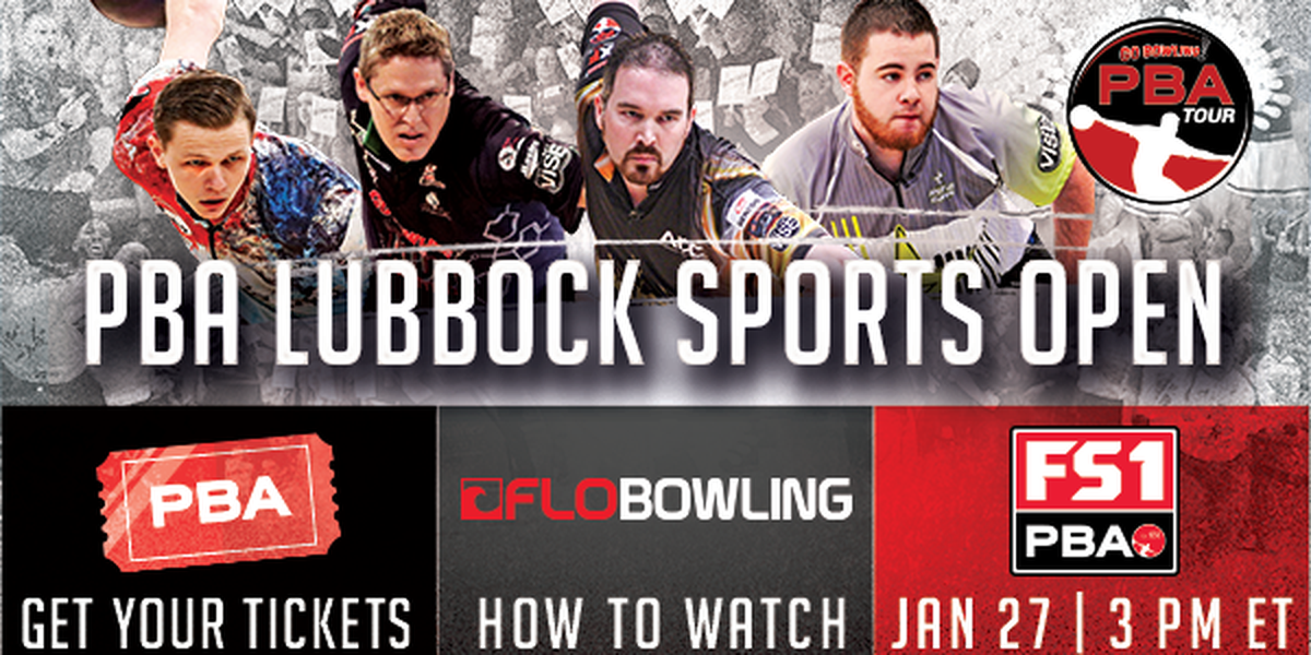 South Plains Lanes set to host PBA Lubbock Sports Open