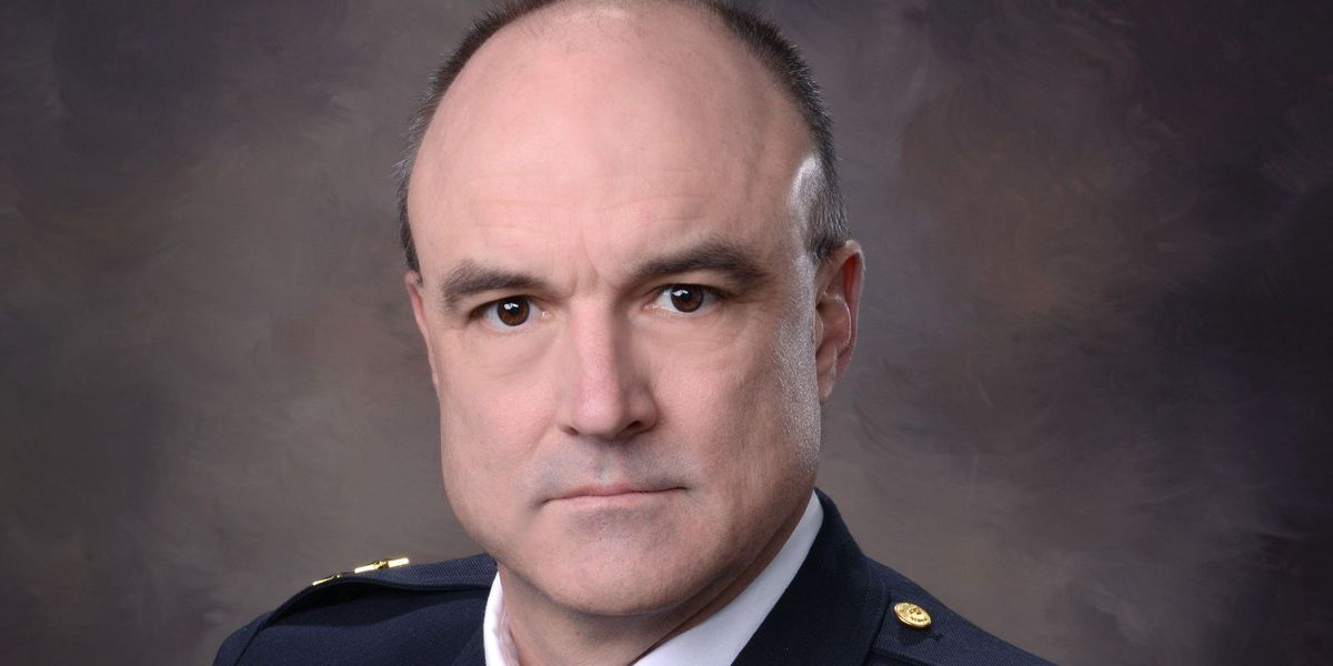 Former Interim Lubbock Police Chief and current Assistant Chief, Jerry Brewer, retiring