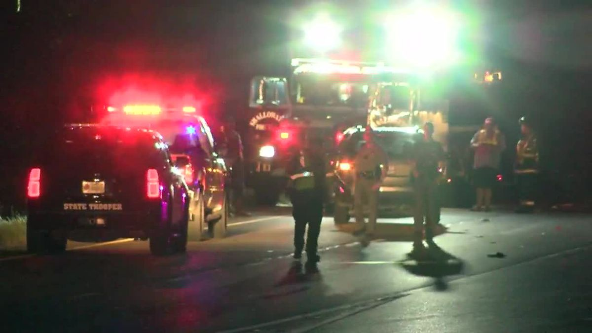 Pedestrian killed in Sunday night accident