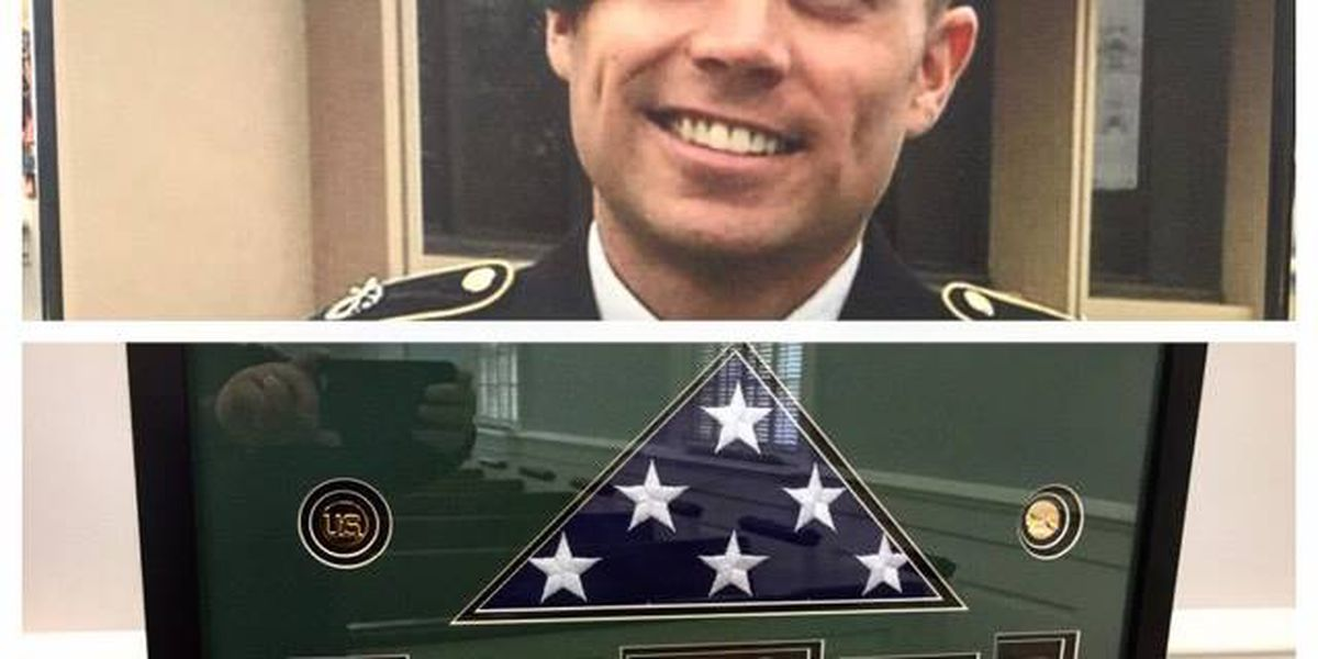 Family of fallen soldier asks for Christmas cards