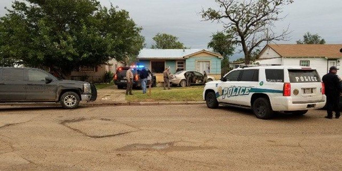 Man arrested in Plainview after 13-minute chase