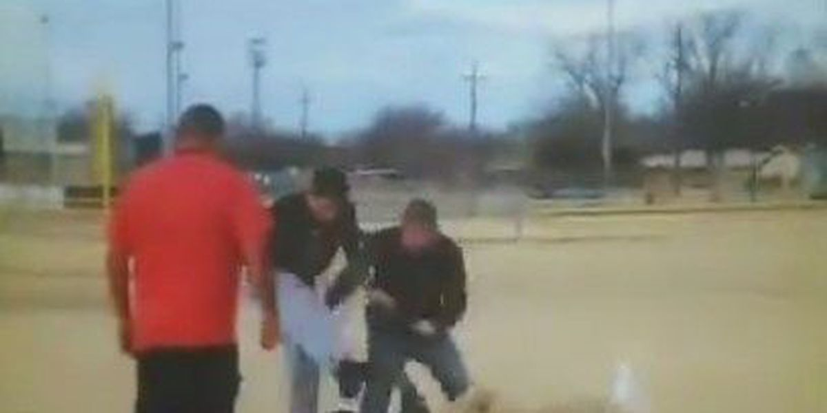 RAW VIDEO: Maxey Park assault suspects charged with aggravated robbery