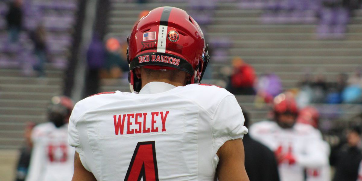 Antoine Wesley to forgo Senior season and enter 2019 NFL Draft