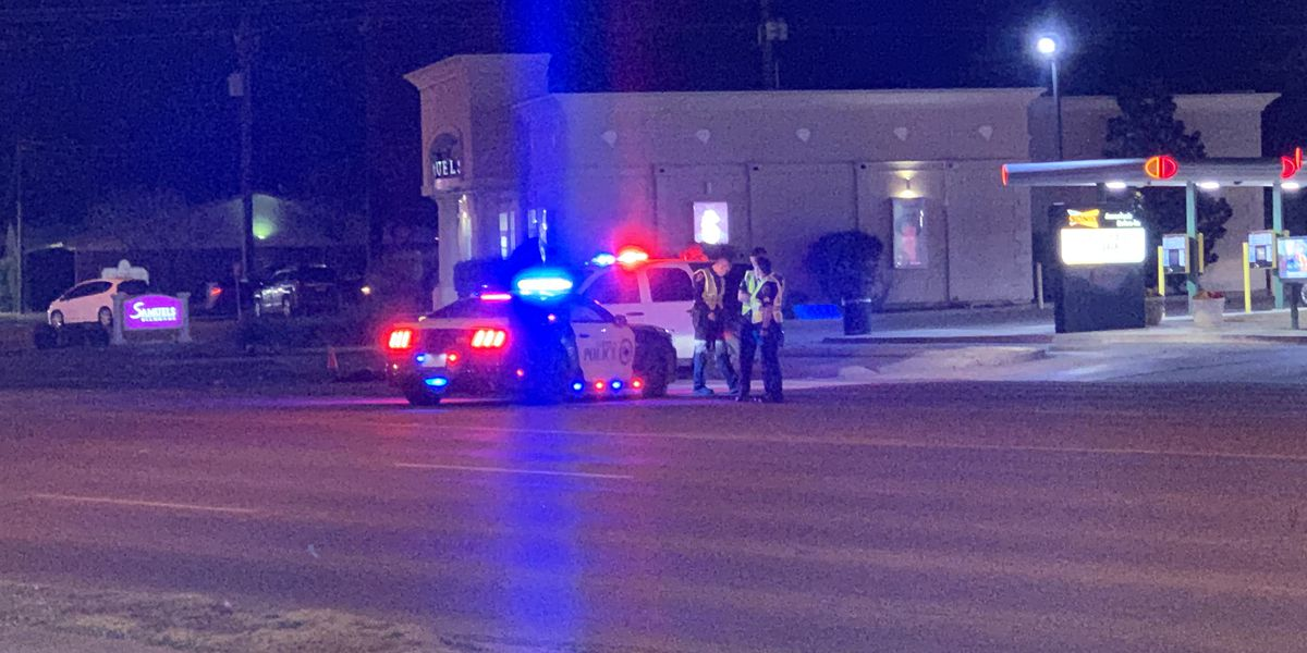 Pedestrian in serious condition after being hit by vehicle on Quaker Ave.