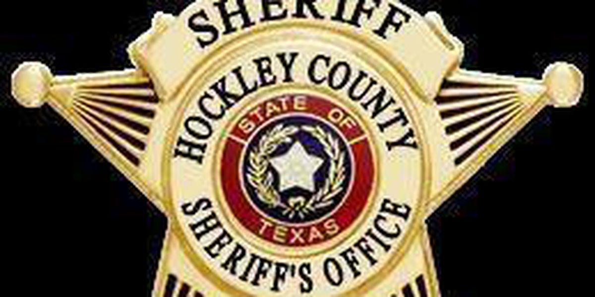Lubbock Sheriff's Office, Hockley County respond to barricaded subject outside Smyer Monday night